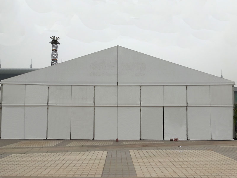 40M Clear Span Warehouse Tent