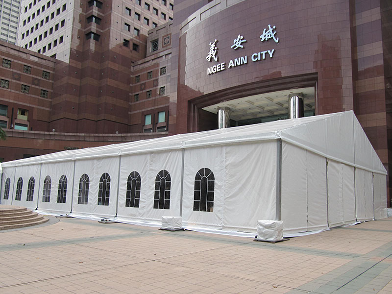 Luxury Exhibition Marquee Tents