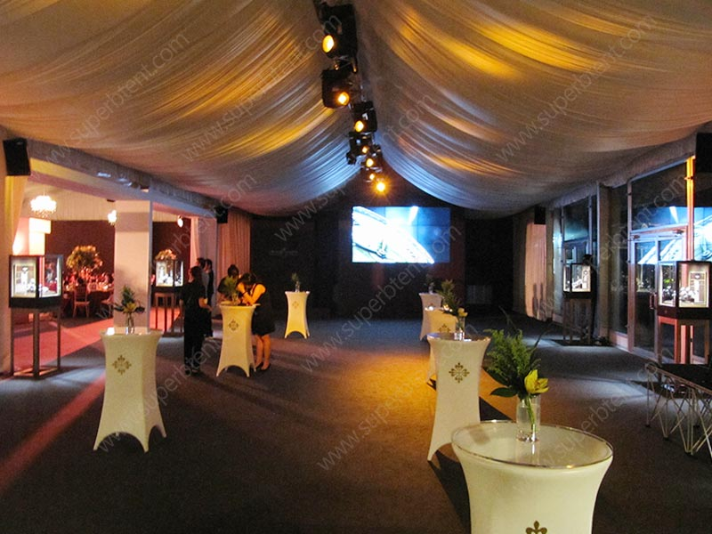 15x30m Wedding Marquee
