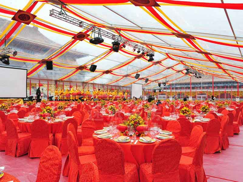 Party Tent 10x30