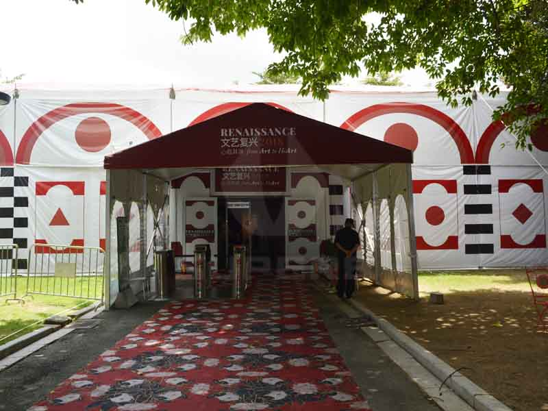 Exhibition Tent UK
