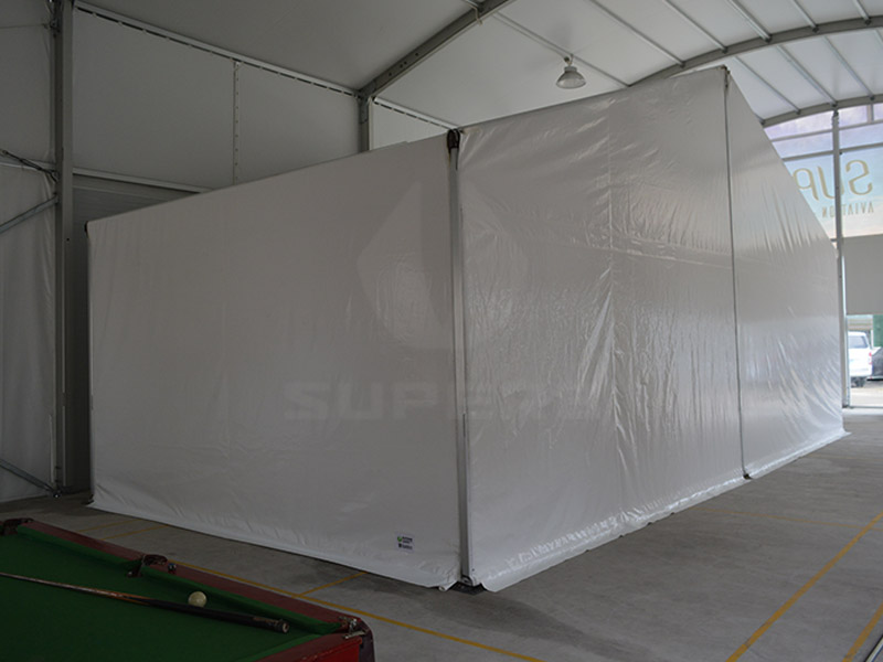 white party tent