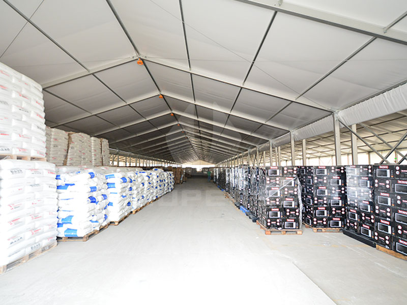industrial warehouse structure tents